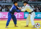 Hifumi Abe (JPN), Joshiro Maruyama (JPN) - Grand Slam Osaka (2018, JPN) - © IJF Media Team, International Judo Federation