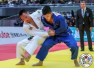 Masashi Ebinuma (JPN), Shohei Ono (JPN) - Grand Slam Osaka (2018, JPN) - © IJF Media Team, International Judo Federation