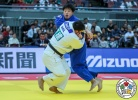 Tuvshinbayar Naidan (MGL), Kokoro Kageura (JPN) - Grand Slam Osaka (2018, JPN) - © IJF Media Team, International Judo Federation