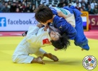 Shori Hamada (JPN), Mami Umeki (JPN) - Grand Slam Osaka (2018, JPN) - © IJF Media Team, International Judo Federation