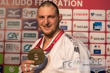 Lukas Krpálek (CZE) - Grand Slam Paris (2018, FRA) - © Klaus Müller, Watch: https://km-pics.de/