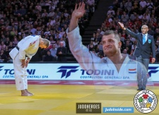 Michael Korrel (NED) - Grand Slam Paris (2018, FRA) - © JudoHeroes & IJF, Copyright: www.ijf.org