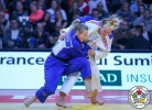 Martyna Trajdos (GER), Lucy Renshall (GBR) - Grand Slam Paris (2018, FRA) - © IJF Media Team, International Judo Federation