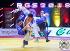 Peter Paltchik (ISR), Mikita Sviryd (BLR) - Grand Slam Paris (2018, FRA) - © IJF Media Team, International Judo Federation