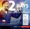 Lukas Krpálek (CZE) - Grand Slam Paris (2018, FRA) - © IJF Media Team, IJF