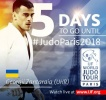 Georgii Zantaraia (UKR) - Grand Slam Paris (2018, FRA) - © IJF Media Team, International Judo Federation