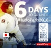 Uta Abe (JPN) - Grand Slam Paris (2018, FRA) - © IJF Media Team, IJF