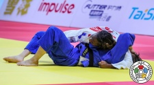 Clarisse Agbegnenou (FRA) - IJF World Masters Guangzhou (2018, CHN) - © IJF Media Team, International Judo Federation