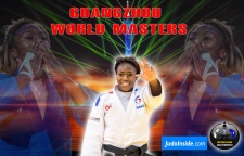 Clarisse Agbegnenou (FRA) - IJF World Masters Guangzhou (2018, CHN) - © Mongolian JudoHeroes