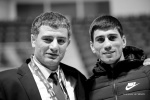 Elkhan Mammadov (AZE), Rustam Orujov (AZE) - IJF World Masters Guangzhou (2018, CHN) - © Emmeric Le Person