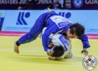 Vazha Margvelashvili (GEO), Kherlen Ganbold (MGL) - IJF World Masters Guangzhou (2018, CHN) - © IJF Media Team, International Judo Federation