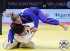 Sumiya Dorjsuren (MGL), Hedvig Karakas (HUN) - IJF World Masters Guangzhou (2018, CHN) - © IJF Media Team, International Judo Federation