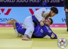 Kentaro Iida (JPN), Peter Paltchik (ISR) - IJF World Masters Guangzhou (2018, CHN) - © IJF Media Team, International Judo Federation