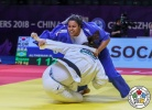 Maria Suelen Altheman (BRA) - IJF World Masters Guangzhou (2018, CHN) - © IJF Media Team, International Judo Federation