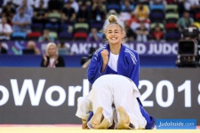 Daria Bilodid (UKR) - World Championships Baku (2018, AZE) - © JudoInside.com, judo news, results and photos