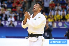 Saeid Mollaei (IRI) - World Championships Baku (2018, AZE) - © JudoInside.com, judo news, results and photos