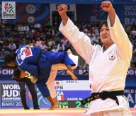Chizuru Arai (JPN) - World Championships Baku (2018, AZE) - © IJF Media Team, International Judo Federation