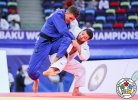 Robert Mshvidobadze (RUS), Moritz Plafky (GER) - World Championships Baku (2018, AZE) - © IJF Media Team, International Judo Federation