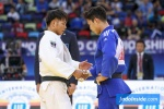 Hifumi Abe (JPN), Ba-Ul An (KOR) - World Championships Baku (2018, AZE) - © JudoInside.com, judo news, results and photos