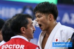 Hifumi Abe (JPN), what are judo injuries (IJF) - World Championships Baku (2018, AZE) - © JudoInside.com, judo news, results and photos
