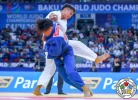 Hifumi Abe (JPN), Yerlan Serikzhanov (KAZ) - World Championships Baku (2018, AZE) - © IJF Media Team, International Judo Federation