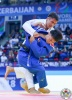 Yerlan Serikzhanov (KAZ), Hifumi Abe (JPN) - World Championships Baku (2018, AZE) - © IJF Media Team, International Judo Federation