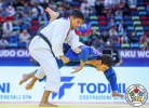 Tal Flicker (ISR), Sardor Nurillaev (UZB) - World Championships Baku (2018, AZE) - © IJF Media Team, International Judo Federation
