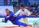 Ana Perez Box (ESP), Karolina Pieńkowska (POL) - World Championships Baku (2018, AZE) - © IJF Media Team, International Judo Federation