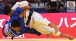 Hifumi Abe (JPN), Georgii Zantaraia (UKR) - World Championships Baku (2018, AZE) - © IJF Media Team, International Judo Federation