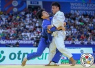 Soichi Hashimoto (JPN), Chang-Rim An (KOR) - World Championships Baku (2018, AZE) - © IJF Media Team, International Judo Federation