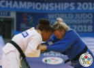 Rafaela Silva (BRA), Jessica Klimkait (CAN) - World Championships Baku (2018, AZE) - © IJF Media Team, International Judo Federation