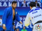 Chang-Rim An (KOR), Mohammad Mohammadi (IRI) - World Championships Baku (2018, AZE) - © IJF Media Team, International Judo Federation