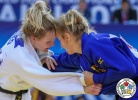 Juul Franssen (NED), Martyna Trajdos (GER) - World Championships Baku (2018, AZE) - © IJF Media Team, International Judo Federation