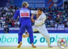 Ivaylo Ivanov (BUL), Antonio Esposito (ITA) - World Championships Baku (2018, AZE) - © IJF Media Team, International Judo Federation
