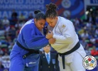Kayra Sayit (TUR), Maria Suelen Altheman (BRA) - World Championships Baku (2018, AZE) - © IJF Media Team, International Judo Federation