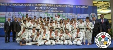 World Junior Mixed Team Championships Nassau (2018, BAH) - © IJF Media Team, International Judo Federation