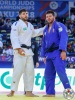Cyrille Maret (FRA), Barna Bor (HUN) - World Team Championships Baku (2018, AZE) - © IJF Media Team, International Judo Federation