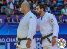 Ushangi Kokauri (AZE), Mammadali Mehdiyev (AZE) - World Team Championships Baku (2018, AZE) - © IJF Media Team, International Judo Federation