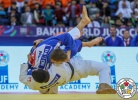 Mammadali Mehdiyev (AZE), Noël Van 't End (NED) - World Team Championships Baku (2018, AZE) - © IJF Media Team, International Judo Federation