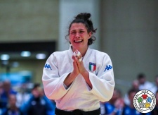 Alice Bellandi (ITA) - World U21 Championships Nassau (2018, BAH) - © IJF Media Team, IJF