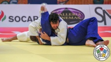 Gela Zaalishvili (GEO) - World U21 Championships Nassau (2018, BAH) - © IJF Media Team, International Judo Federation