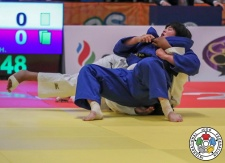 Hikaru Kodama (JPN) - World U21 Championships Nassau (2018, BAH) - © IJF Media Team, International Judo Federation