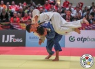 Bauyrzhan Narbayev (KAZ), Renan Torres (BRA) - World Championships Juniors Nassau (2018, BAH) - © IJF Media Team, International Judo Federation