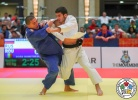 Ramazan Abdulaev (RUS), Lucian Bors Dumitrescu (ROU) - World Championships Juniors Nassau (2018, BAH) - © IJF Media Team, International Judo Federation