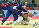 Joao Fernando (POR), Ryo Tsukamoto (JPN) - World Championships Juniors Nassau (2018, BAH) - © IJF Media Team, International Judo Federation