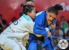 Maria Gimenez (VEN), Tababi Devi Thangjam (IND) - Youth Olympic Games Buenos Aires (2018, ARG) - © IJF Media Team, International Judo Federation