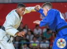Kimy Bravo Blanco (CUB), Javier Pena Insausti (ESP) - Youth Olympic Games Buenos Aires (2018, ARG) - © IJF Media Team, International Judo Federation