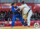 Szofi Ozbas (HUN), Meriem Khelifi (TUN) - Youth Olympic Games Buenos Aires (2018, ARG) - © IJF Media Team, International Judo Federation