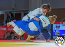 Metka Lobnik (SLO) - Youth Olympic Games Team event Buenos Aires (2018, ARG) - © IJF Media Team, International Judo Federation