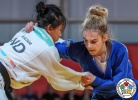 Tababi Devi Thangjam (IND), Ana Viktorija Puljiz (CRO) - Youth Olympic Games Team event Buenos Aires (2018, ARG) - © IJF Media Team, International Judo Federation